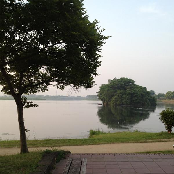 江津湖公園