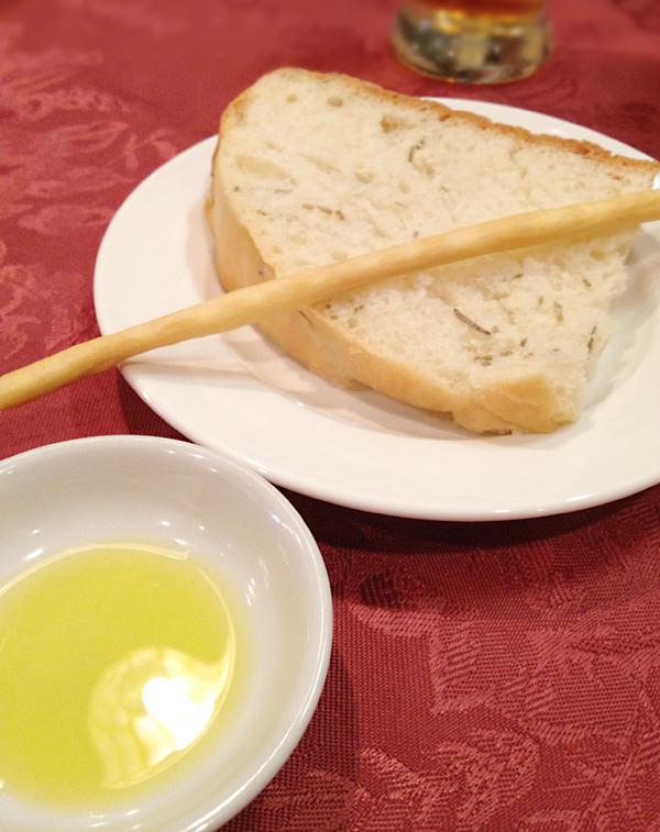 ローズマリーのパン