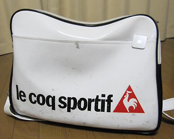 ルコックスポルティフのバッグ