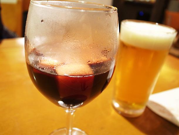 林檎のホットワイン