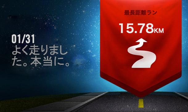 15km完走