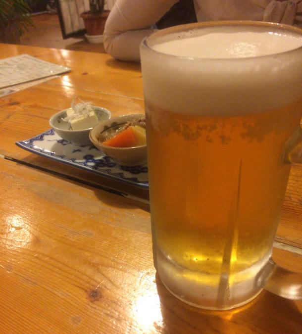 なにわや ビール
